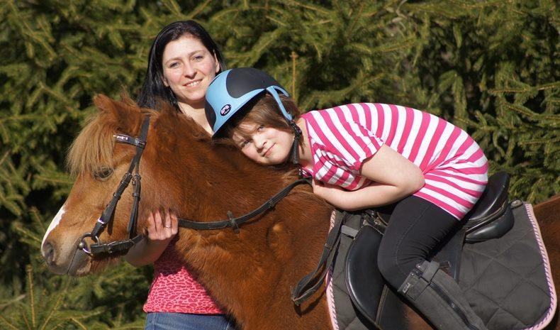 pferde kindergeburtstag riesa oschatz